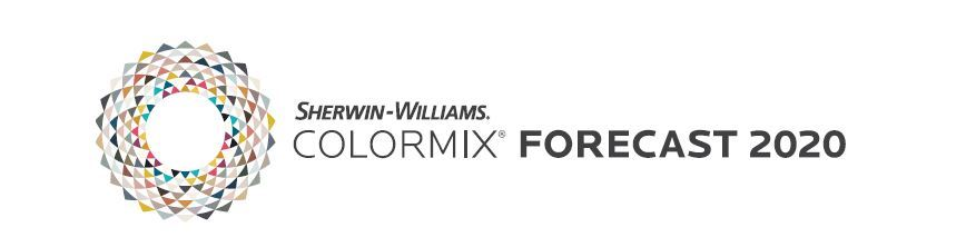 Women in Design | Sherwin Williams Colormix Forecast 2020