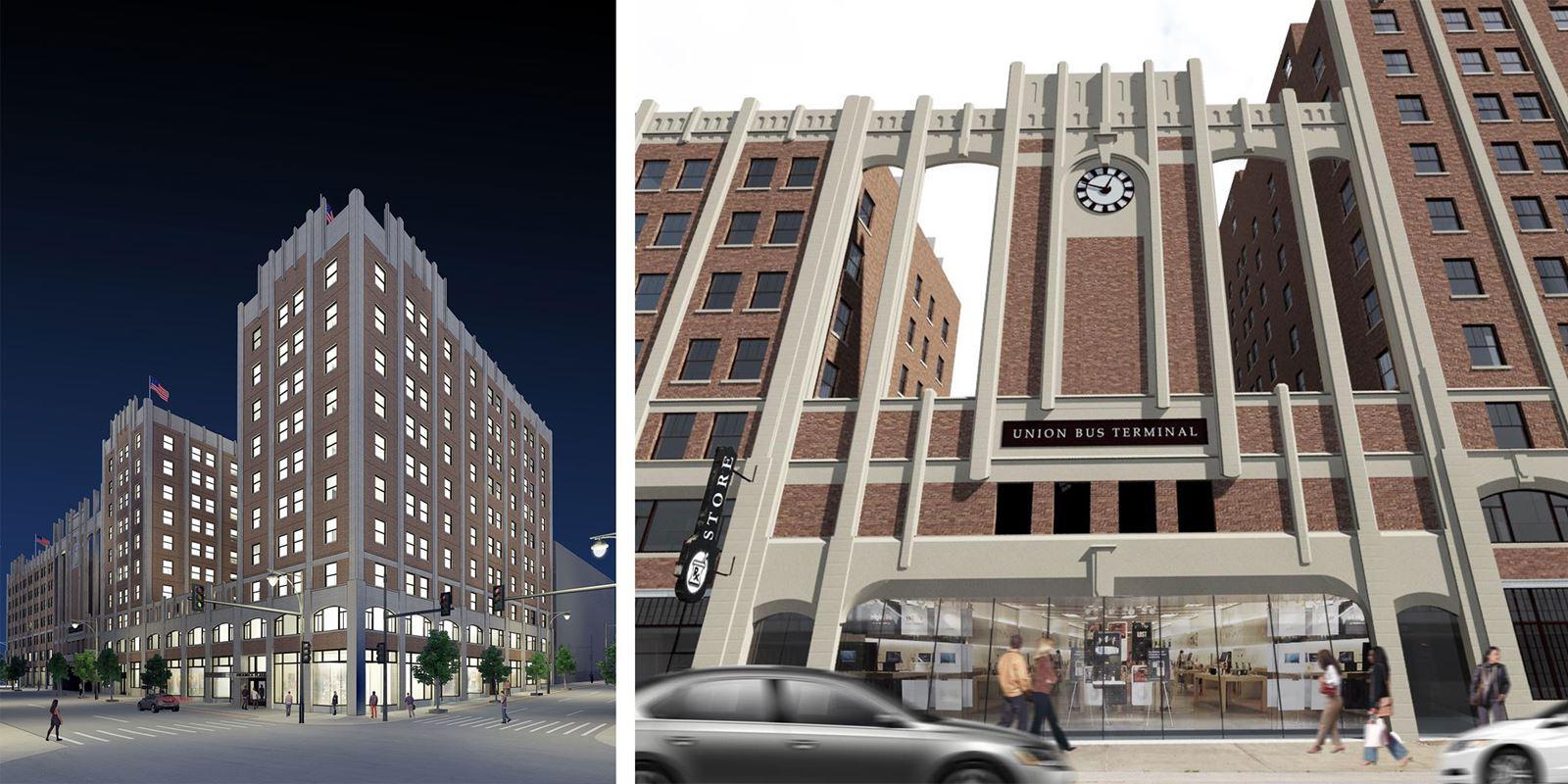 Helix architecture design kansas city architects for Architecture firms kc