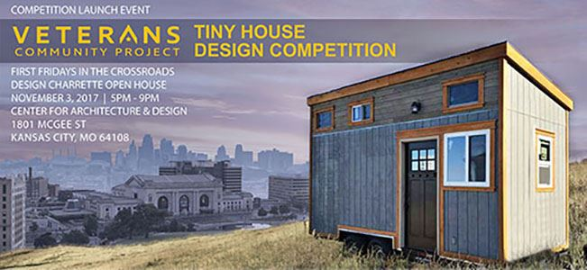 2017-2018 TINY HOUSE ON WHEELS DESIGN COMPETITION LAUNCH