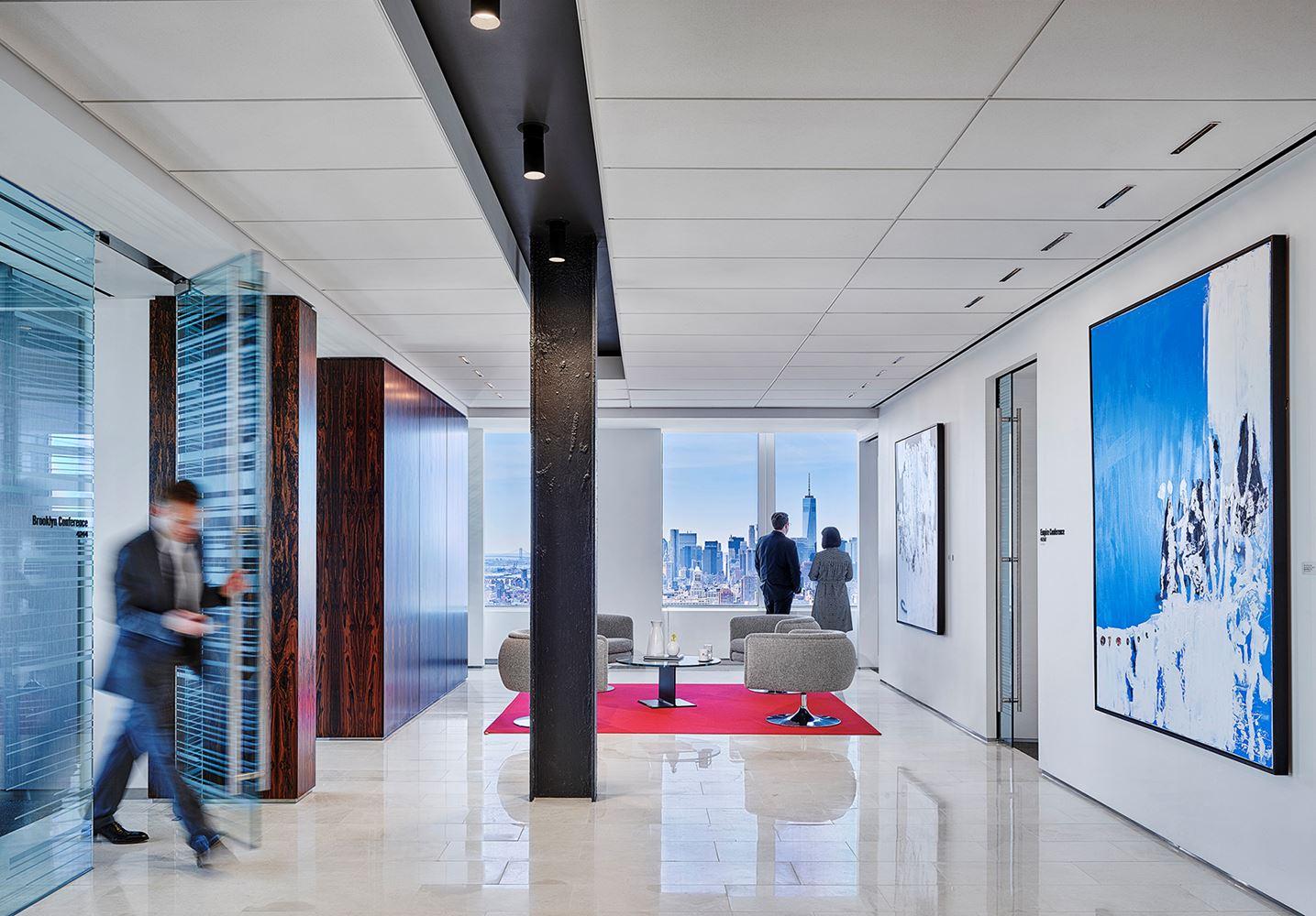 Aia kansas city interior architecture merit for Office design kansas city