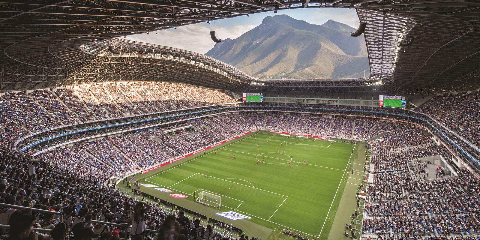 Image result for estadio bbva bancomer